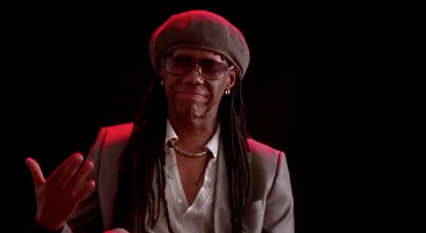 Daft Punk Get Lucky Nile Rodgers