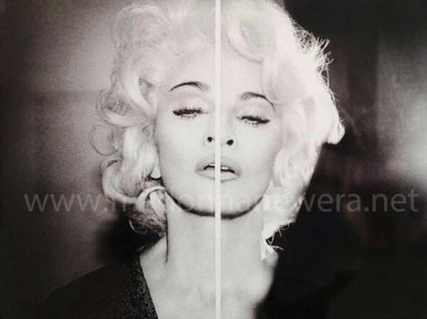 Madonna Rihanna