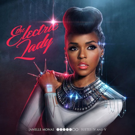 Janelle Monae - The Electric Lady Deluxe