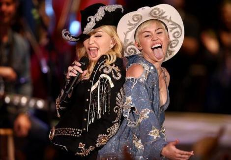 Madonna Miley